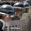В Ереване полиция подвергла приводу 192 демонстрантов