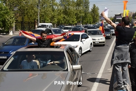 ՊՆ. Իրավիճակի հետագա սրումը նպաստում է Արցախի դեմ Ադրբեջանի նոր արկածախնդրությանը