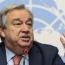 Генсек ООН поприветствовал мирный характер событий в Армении