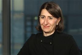 Gladys Berejiklian to attend Armenian Genocide Commemoration in Sydney