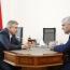 Սամվել Կարապետյան. ՀՀ-ում մեկնարկած ներդրումային բոլոր ծրագրերը կշարունակվեն