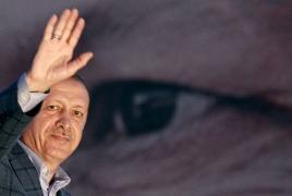 Эрдоган: Выражаю искренние соболезнования потомкам погибших в 1915 году армян