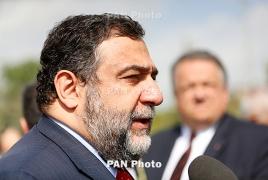 Рубен Варданян: Армянскому народу предстоит совместная тяжелая и долгая работа
