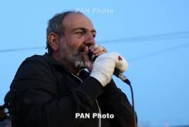 Пашинян: РПА не может выдвигать кандидата в премьеры Армении