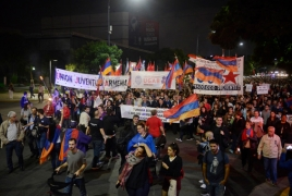Argentina commemorates 103rd anniversary of Armenian Genocide