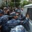 Սանասարյան. Որոշ ոստիկաններ միացել են շարժմանը