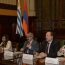 Legislative Palace of Uruguay marks 103rd anniv. of Armenian Genocide