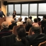 Artsakh Representative to U.S. delivers remarks at Tufts University