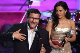 Kott wins Best Director at Moscow Fest for film about Armenia quake