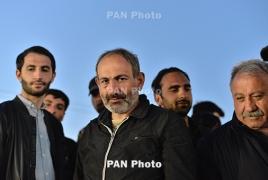 Yelk nominates Nikol Pashinyan for Armenia PM post