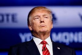 Трамп предложил встретиться с Ким Чен Ыном на границе двух Корей