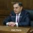 Багдасарян: У РПА есть единое решение по вопросу избрания премьера Армении