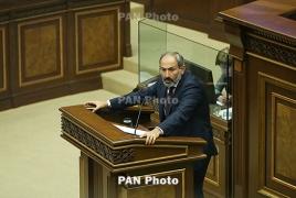 Пашинян обдумает повторное выдвижение своей кандидатуры в премьеры Армении