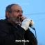 Пашинян призвал открыть все дороги в Армении и собраться на очередной митинг