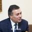 И.о. министра культуры Армении подал в отставку