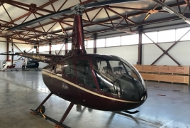 Helicopter services to soon be available in Armenia