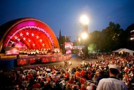 Armenian Night at the Pops to mark Armenia's centennial anniversary