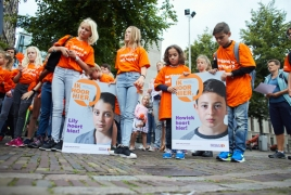 Netherlands won't deport Armenian kids who went into hiding, for now