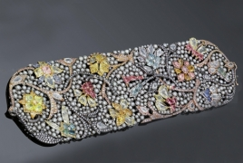 Christie's to auction exceptional bracelet by Armenian jewelers