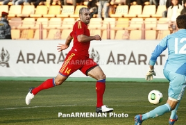 Yura Movsisyan invited back to Armenia national squad