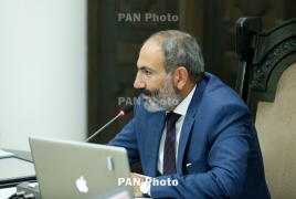 Chinese PM congratulates Pashinyan on election as Armenian premier