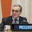 Главой МИД Армении назначен Зограб Мнацаканян