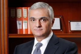 Мгер Григорян назначен вице-премьером Армении