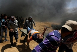 Palestinian death toll in Gaza rises to 59