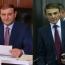 Мэр Еревана и начальник полиции Армении обсудили по телефону вторжение в здание муниципалитета