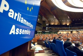 PACE sanctions Azerbaijani delegate over corruption allegations