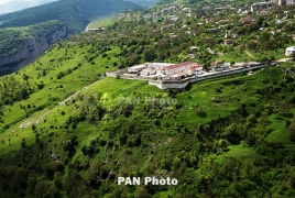 New ropeway to connect two major Karabakh cities