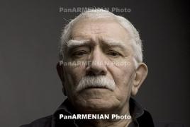 СМИ: Джигарханян госпитализирован в тяжелом состоянии