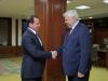 Тоноян выразил Каспршику озабоченность в связи с активизацией ВС Азербайджана