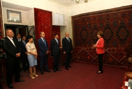 Karabakh joins Night of Museums with exhibition of rugs