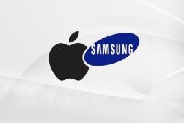 Apple и Samsung вернулись в суд по поводу начатой еще в 2011 году ссоры