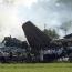 В Гаване рухнул пассажирский самолет: Из 110 человек выжили трое