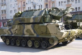 Armenian Army getting Tor missile systems from Russia