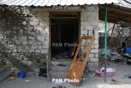 Artsakh launches revival project in war-ravaged village