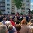 В белорусском Городке открыли памятник маршалу Баграмяну