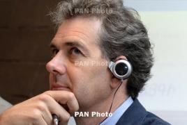 Armenia's revolution and the Karabakh conflict: Thomas de Waal