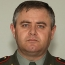 Armenia army has a new chief of General Staff