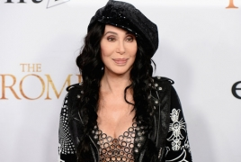 Cher thanks 'luck' for her career longevity