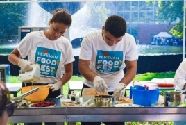 Euromag: Armenia's capital will host Yerevan Food Fest 2.800 in fall