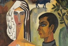 London's Bonhams to auction off Armenian artist's self-portrait