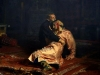 Vandal damages famous Ivan the Terrible painting in Tretyakov Gallery