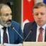 Пашинян поздравил грузин со 100-летием восстановления государственной независимости