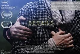 Ukrainian-Armenian director wins Le Petit Cannes Film Festival award