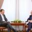 Artsakh security and status priorities for Yerevan, Armenia tells EU