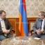 Armenia-EU ties need new impetus, says Special Representative