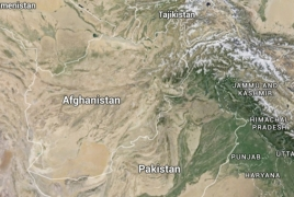 Suicide attack kills 4 police in eastern Afghanistan